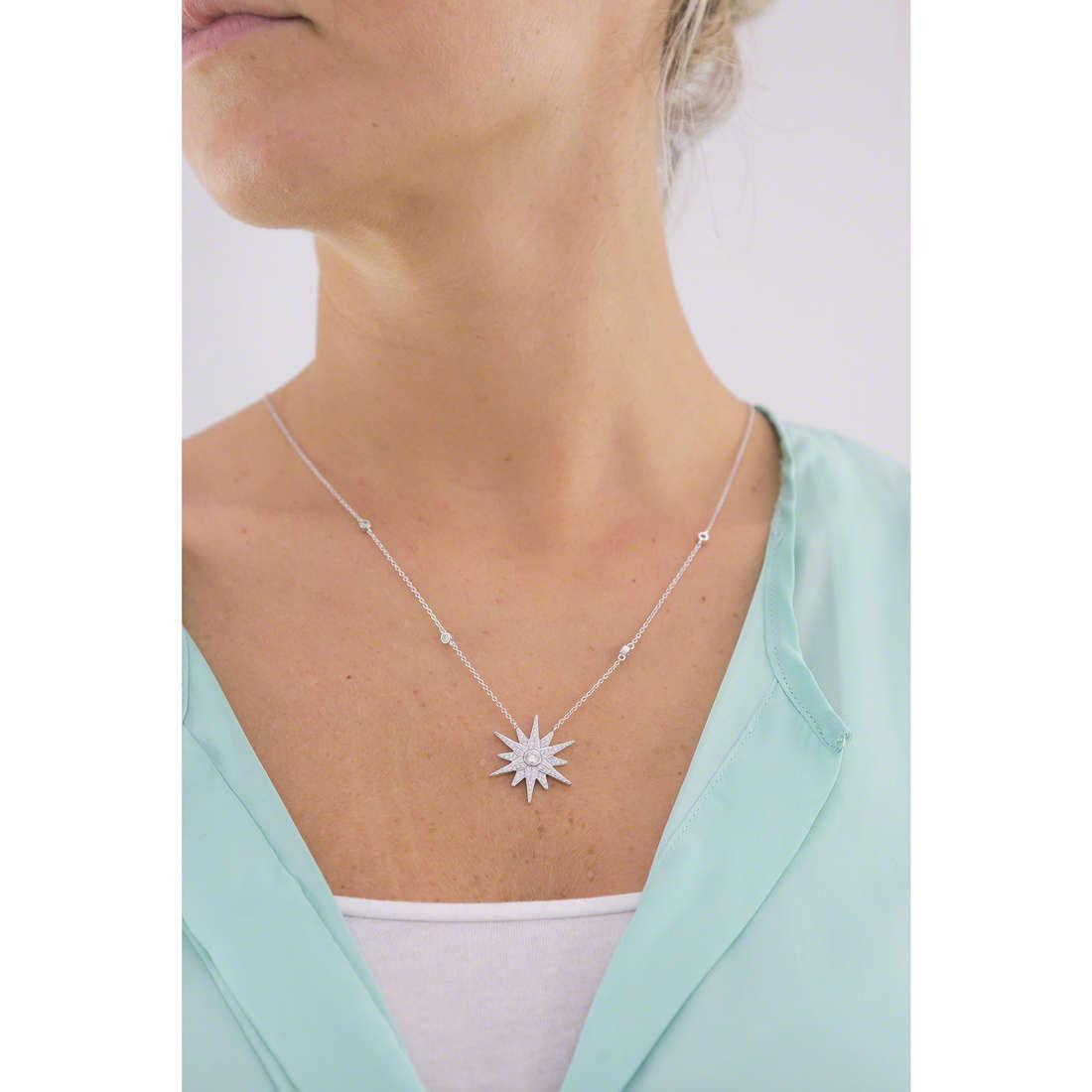 Morellato collane Pura donna SAHR02 indosso