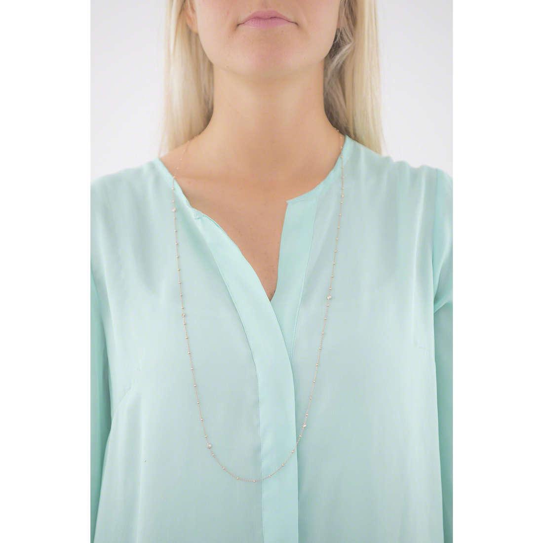 Nomination collane Bella donna 142623/011 indosso