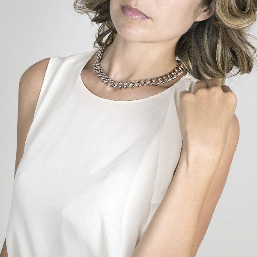 Nomination collane Starlight donna 131508/007 indosso