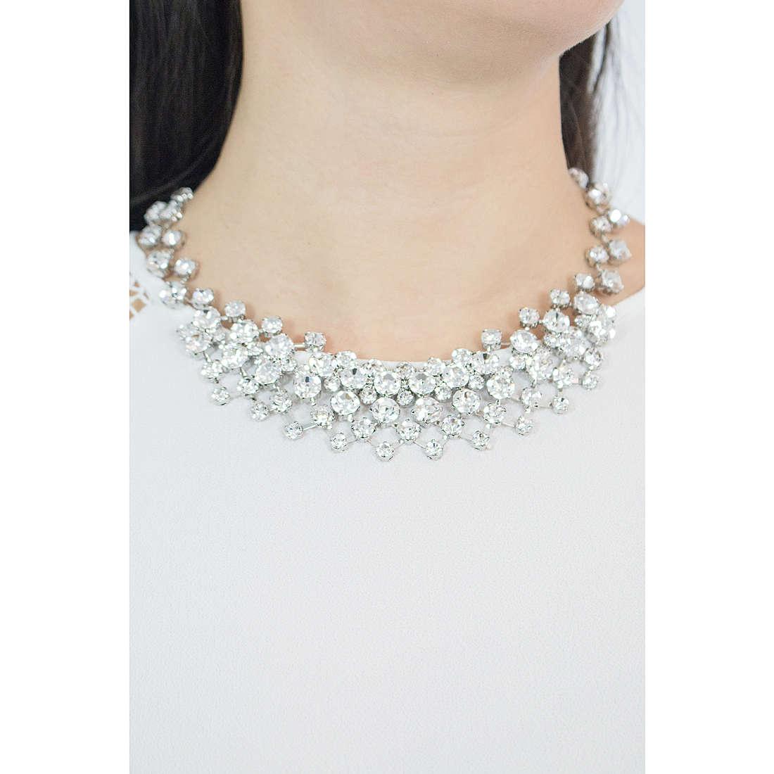 negozio più venduto buona vendita 50% di sconto collana donna gioielli Ottaviani 480603 collane Ottaviani