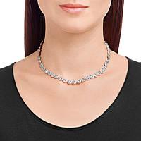 collana donna gioielli Swarovski Angelic 5117703