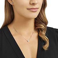 collana donna gioielli Swarovski Attract Heart 5218461
