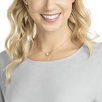 collana donna gioielli Swarovski Attract Round 5408433
