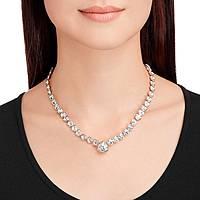 collana donna gioielli Swarovski Begin 5076880