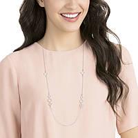 collana donna gioielli Swarovski Circle 5349194