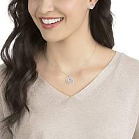 collana donna gioielli Swarovski Circle 5367727