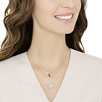 collana donna gioielli Swarovski Crystal Wishes 5272242