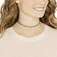 collana donna gioielli Swarovski Crystaldust 5255055
