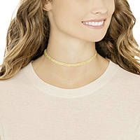 collana donna gioielli Swarovski Crystaldust 5279166