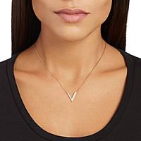 collana donna gioielli Swarovski Delta 5140120