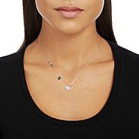 collana donna gioielli Swarovski Duo 5139471