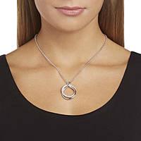 collana donna gioielli Swarovski Exact 5194452