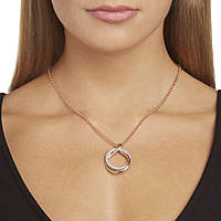collana donna gioielli Swarovski Exact 5194455