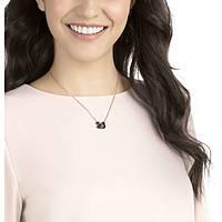 collana donna gioielli Swarovski Facet Swan 5281275