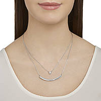 collana donna gioielli Swarovski Fresh 5225444