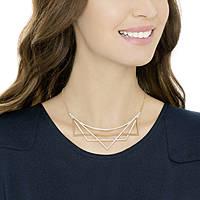 collana donna gioielli Swarovski Geometry 5265587
