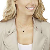 collana donna gioielli Swarovski Glowing 5273290
