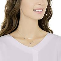 collana donna gioielli Swarovski Glowing 5273295