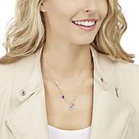 collana donna gioielli Swarovski Glowing 5273297