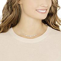 collana donna gioielli Swarovski Gray 5272361