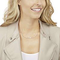 collana donna gioielli Swarovski Gray 5290962