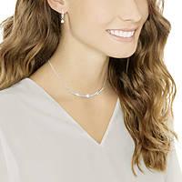 collana donna gioielli Swarovski Gray 5291056