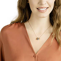 collana donna gioielli Swarovski Hint 5353666