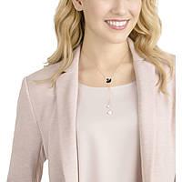 collana donna gioielli Swarovski Iconic Swan 5351806