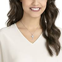 collana donna gioielli Swarovski Lady Key 5365276
