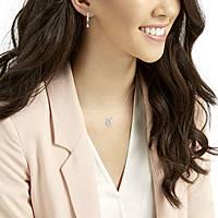 collana donna gioielli Swarovski Sparkling Dc 5272368