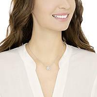 collana donna gioielli Swarovski Sparkling Dc 5286137