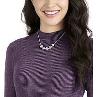 collana donna gioielli Swarovski Sparkling Dc 5349663