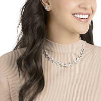 collana donna gioielli Swarovski Sparkling Dc 5364217