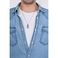 collana uomo gioielli Breil Pyramid TJ1988