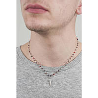 collana uomo gioielli Cesare Paciotti JPCL1203B