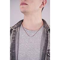 collana uomo gioielli Cesare Paciotti Ornament JPCL1119B