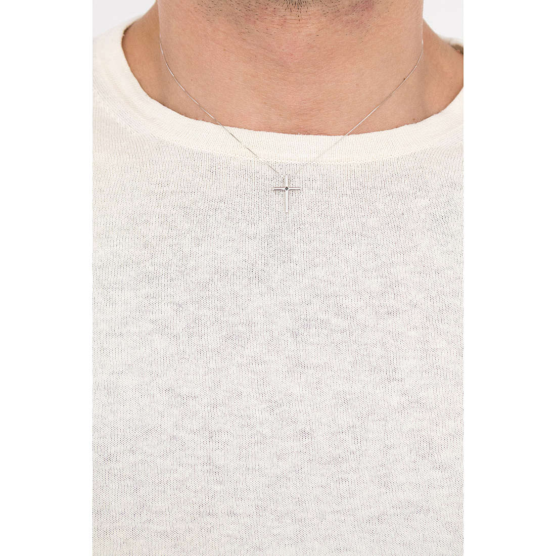 Comete collane Classic uomo UGL 478 indosso