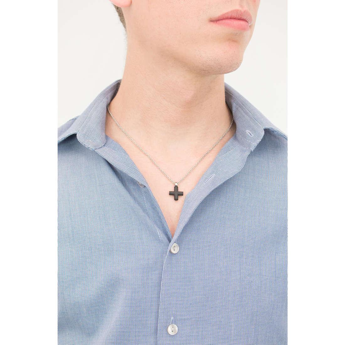 Comete collane Jazz uomo UGL 480 indosso
