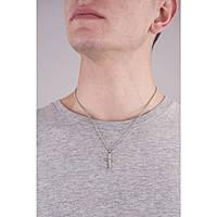 collana uomo gioielli Comete Zip UGL 521