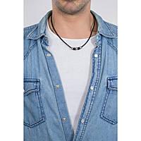 collana uomo gioielli Diesel Single Pendant DX1107040