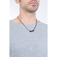 collana uomo gioielli Emporio Armani EGS2433001