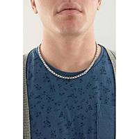 collana uomo gioielli Sagapò BOLT SBO01