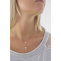 collier femme bijoux Amen Croce CLCHR