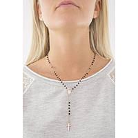 collier femme bijoux Amen CRORN4