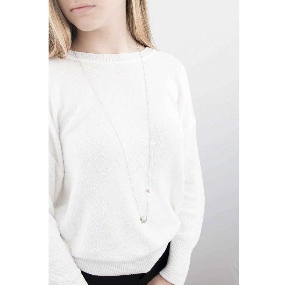 Breil colliers Love Around femme TJ1702 indosso