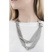 collier femme bijoux Breil Steel Silk TJ1268