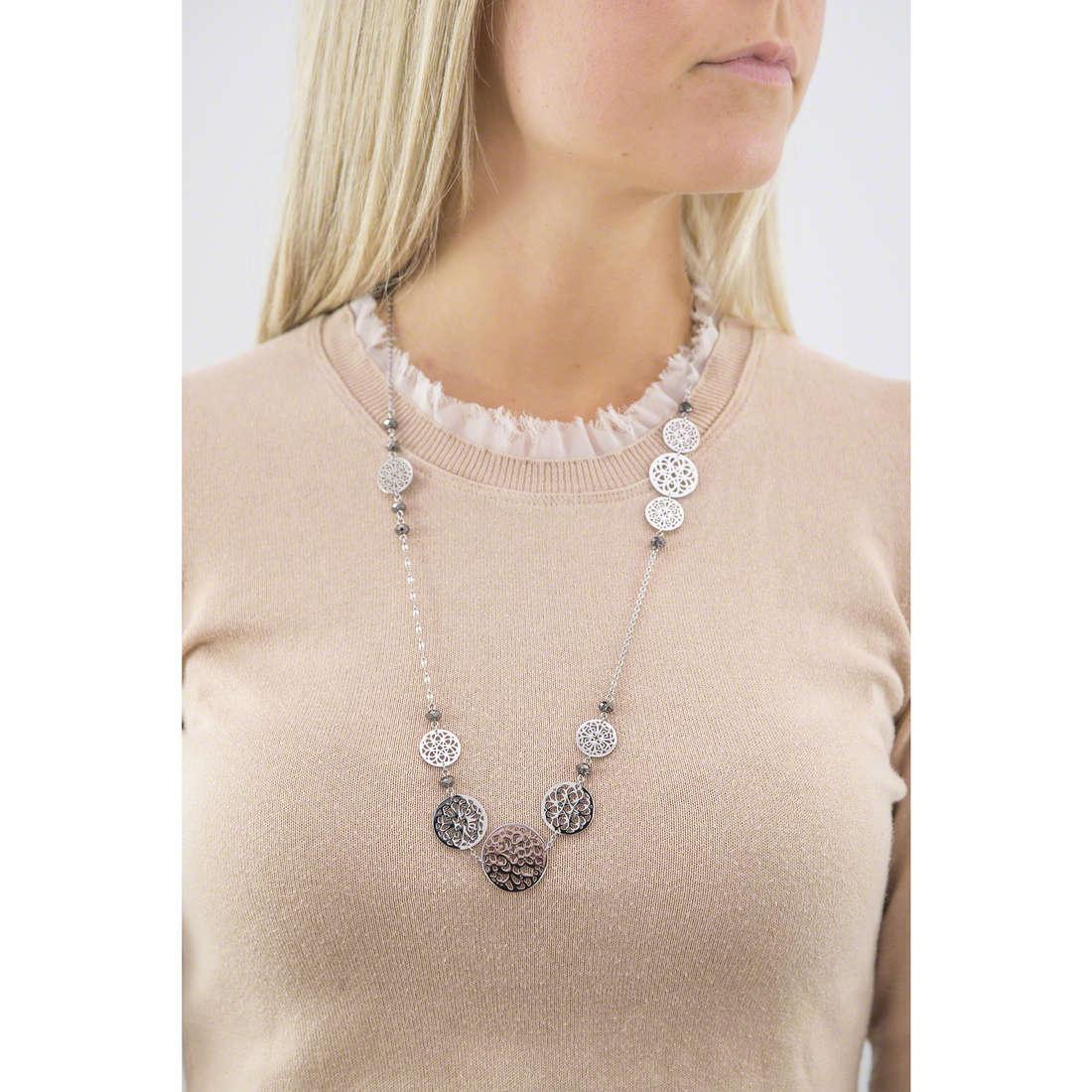 Brosway colliers Abracadabra femme BAB02 indosso