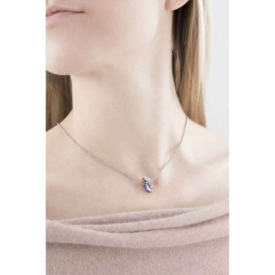 Brosway colliers Romeo & Juliet femme BRJ42 indosso