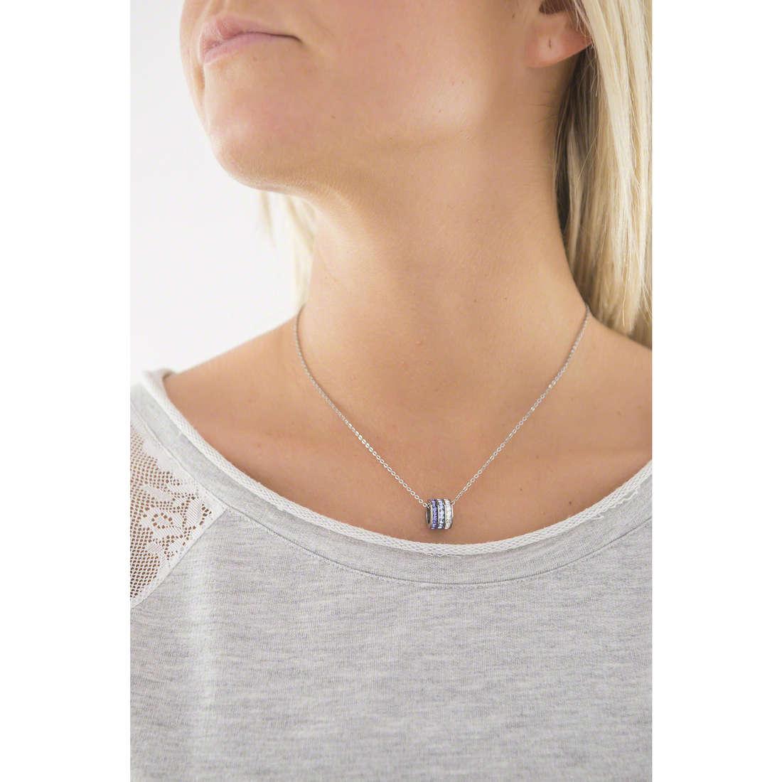 Brosway colliers Trinique femme BTQ02 indosso