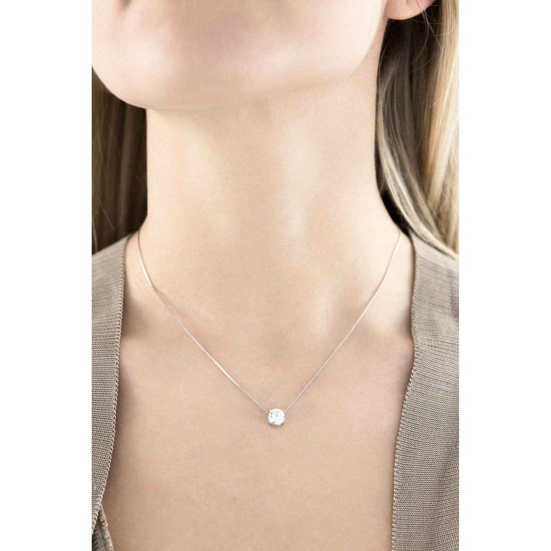 GioiaPura colliers femme 28915-01-00 indosso
